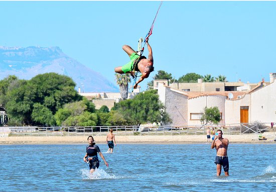 Stagnone Kiteboarding - Sicily Kitesurfing Center