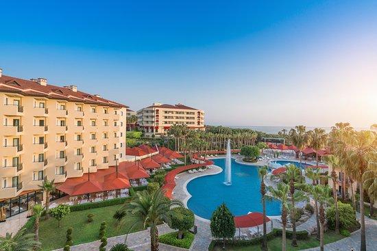 Sehr Schones Hotel Wo Man Gerne Wiederkommt Miramare Queen Hotel