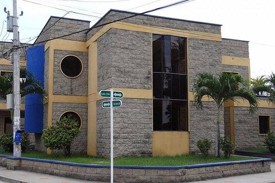 Sincelejo, Colombia: Fachada Museo Arqueológico Zenú Manuel Huertas