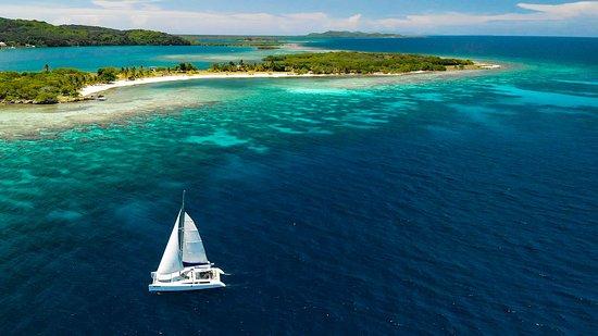 First Bight, Honduras: Majestic Port Royal, our most popular day trip destination!