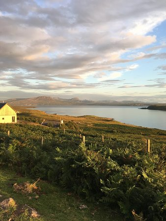 Achiltibuie, UK: the views along the road