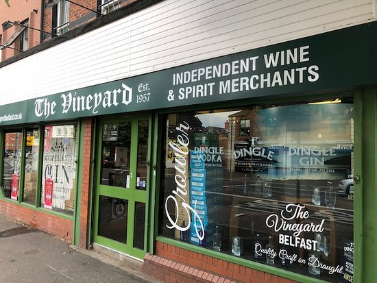 The Vineyard Belfast Ltd