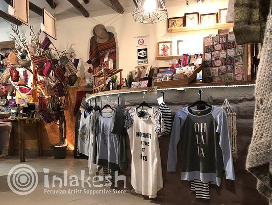 ‪Inlakesh Peruvian Art & Design Store‬