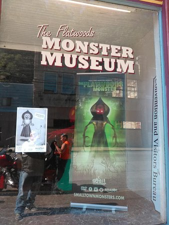 Flatwoods Monster Museum