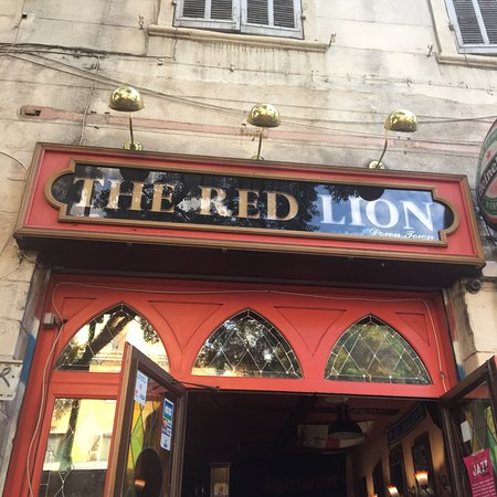 Red Lion Down Town