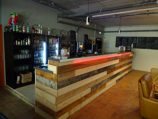 MadnesScape : Notre bar à bière/bar à vin