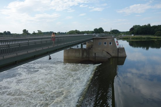 Geesthacht, Germany: Wehr