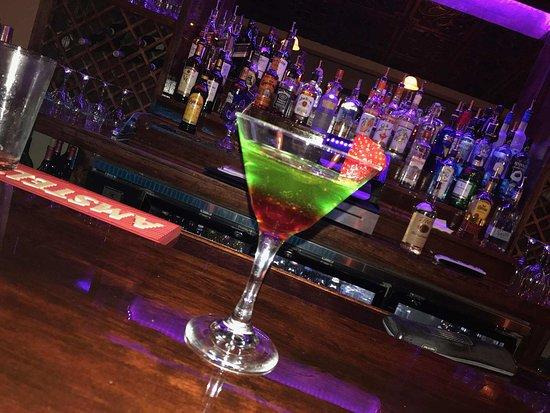 Mountain Top, PA: Strawberry Kiwi Martini