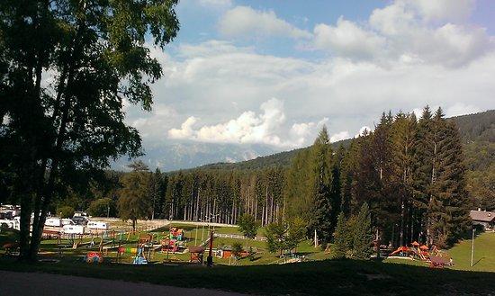 Nevegal, Италия: il campeggio