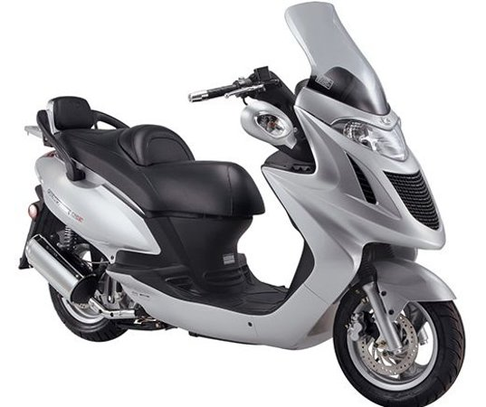 Kymco 125cc Picture Of Moto Center Ialyssos Tripadvisor