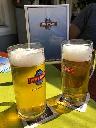 Untergriesbach, Deutschland: Refreshing Beer!