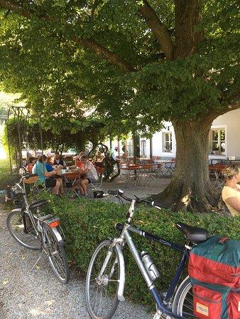 Untergriesbach, Deutschland: Patio Gardens