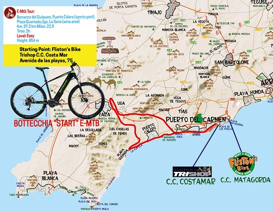 Fliston S Bike Puerto Del Carmen 2020 All You Need To Know
