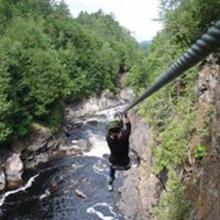 Giant Canyon Zipline