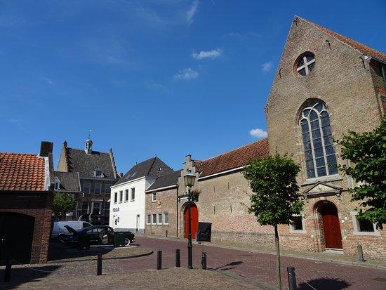 Montfoort;16de eeuwse Commanderij van Sint Jan uit  jaar 1544