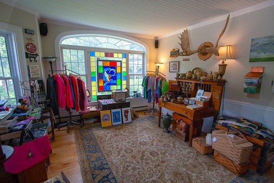 Montgomery Center, VT: Vermont Room Gift Shop