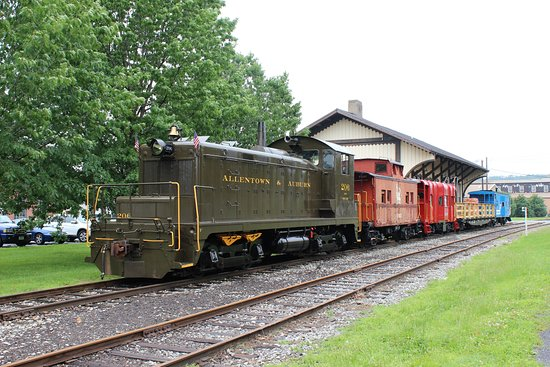 Allentown and Auburn Railroad