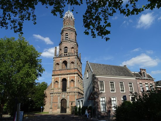 IJsselstein;toren Oude Kerk;architect: A.Pasqualini , jaar 1532