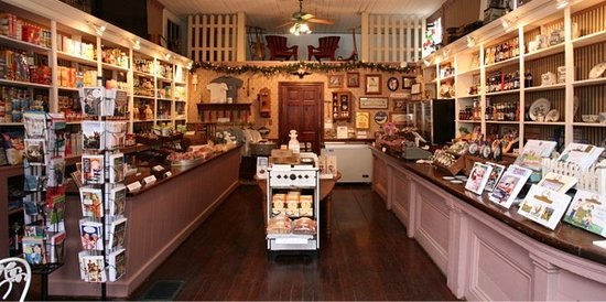 A visit to Elsah General Store is like taking a step back in time.