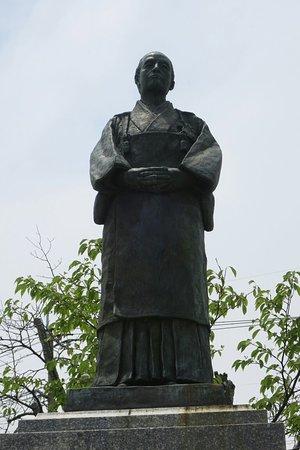 Statue of Okumura Ioko