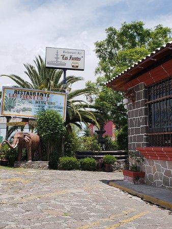 Maravatio, เม็กซิโก: Las Fuentes