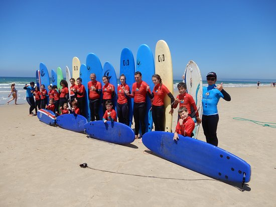 Family Surf Camp in Zahara de los atunes