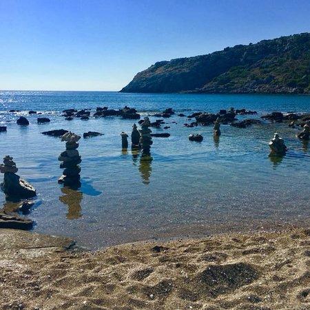 Faliraki Nude Beach - Picture of Faliraki Nudist Beach