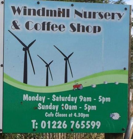 Windmill Coffee Shop: Best arrive after 9. You might then be welcomed and allowed to wash your hands before dining.