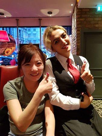 Anita very good service
