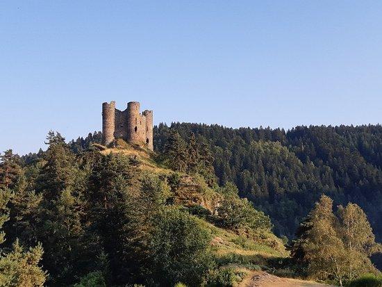 Chateau d'Alleuze