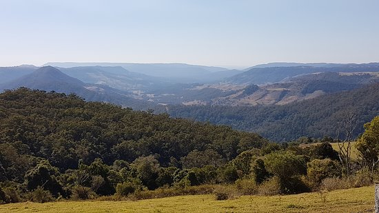 ‪‪Scenic Rim‬, אוסטרליה: Kamarun Lookout view‬