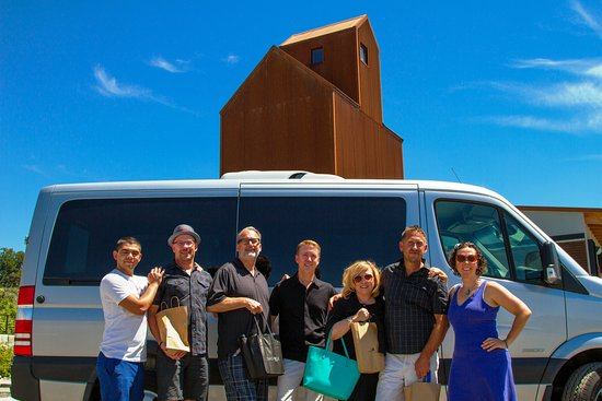Walla Walla, WA: Group wine tasting