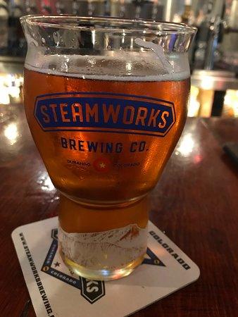 Steamworks Brewing Co: Third Eye PA