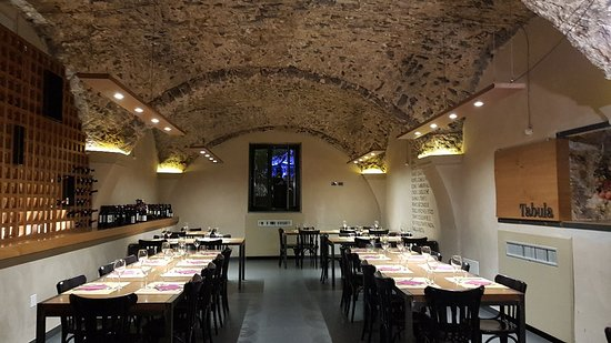 San Mango Piemonte, إيطاليا: Ristorante e Pizzeria Tabula