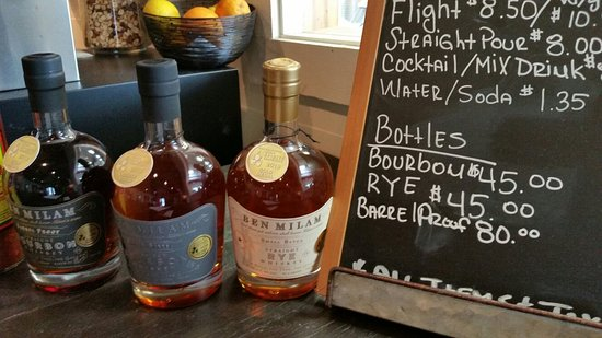 Blanco, TX: Ben Milam Whiskey