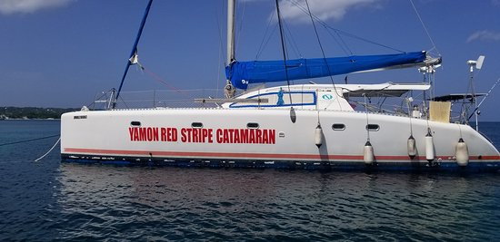 YaMon Red Stripe Catamaran Cruises