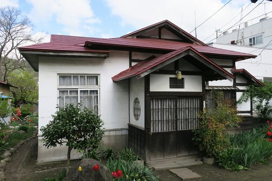 House Related to Doctor Tanakadate Aikitsu