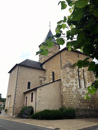 Eglise Saint-Divitien - Sainte Radegonde