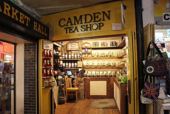 ‪Camden Tea Shop‬