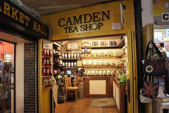 Camden Tea Shop