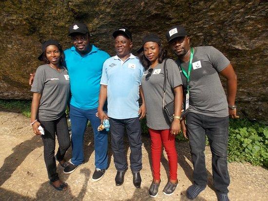 Abeokuta, Νιγηρία: with friends