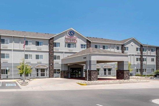 Comfort Suites Denver Tech Center: Hotel exterior
