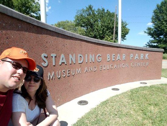 Imagen de Standing Bear Park and Museum