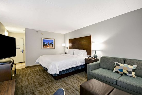 Hampton Inn Chicago Naperville