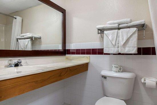 New Prague, MN : Bathroom in guest room