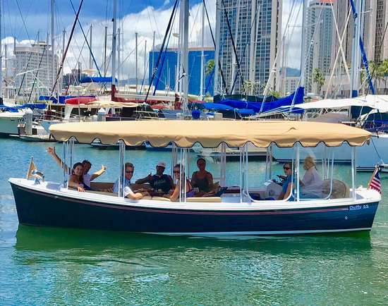 Hawaii Electric Boat Tours