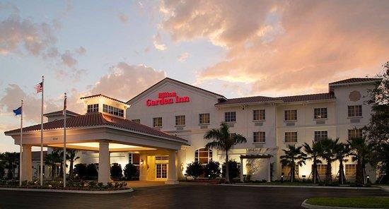 Hilton Garden Inn at PGA Village / Port St. Lucie : Exterior