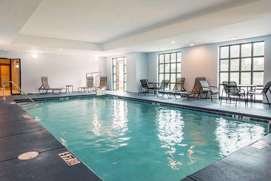 East Ellijay, Geórgia: Indoor pool