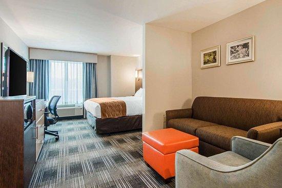 East Ellijay, Geórgia: King suite