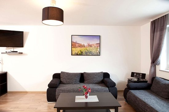 Salmdorf, ألمانيا: Well-equipped suite